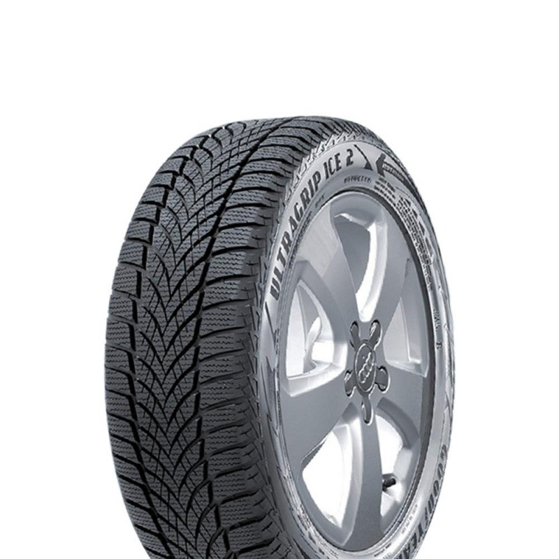 Шина зимняя Goodyear UltraGrip Ice 2 215/55 R17 98T