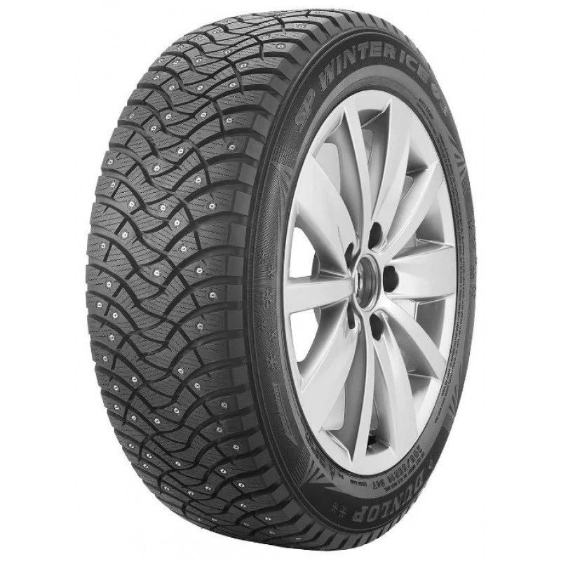 Шина зимняя DUNLOP SP Winter Ice 03 215/55 R17 98T шип