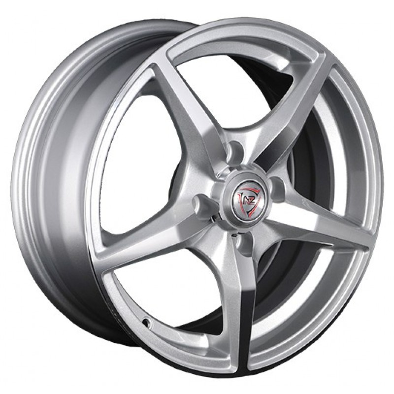 Литые диски NZ Wheels F-30 6x15/5x114.3 D67.1 ET47 Серебристый