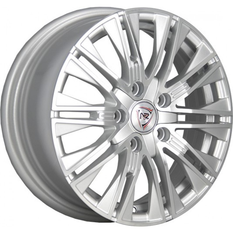 Литые диски NZ Wheels F-57 6x15/5x105 D56.6 ET39 Серебристый