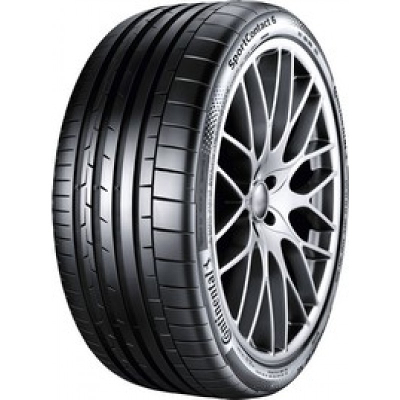 Шина CONTINENTAL Sportcontact 6 255/40 R19 100Y