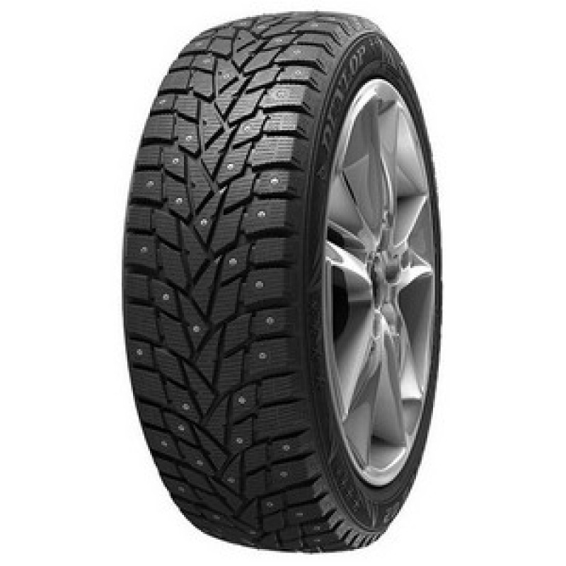 Шина зимняя Dunlop Sp Winter Ice 02 225/55 R17 101T шип