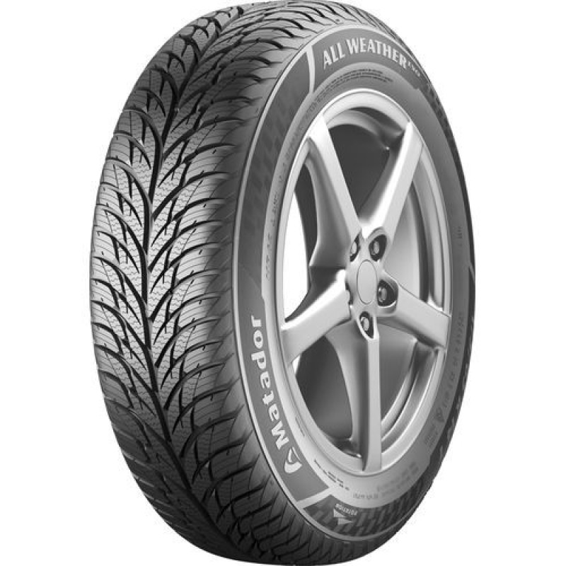 Шина MATADOR MP62 ALL WEATHER EVO 185/60 R14 82T