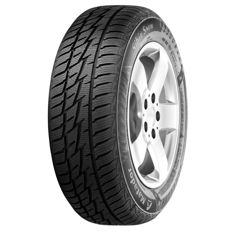 Шина зимняя MATADOR MP 92 Sibir Snow SUV 225/65 R17 102T