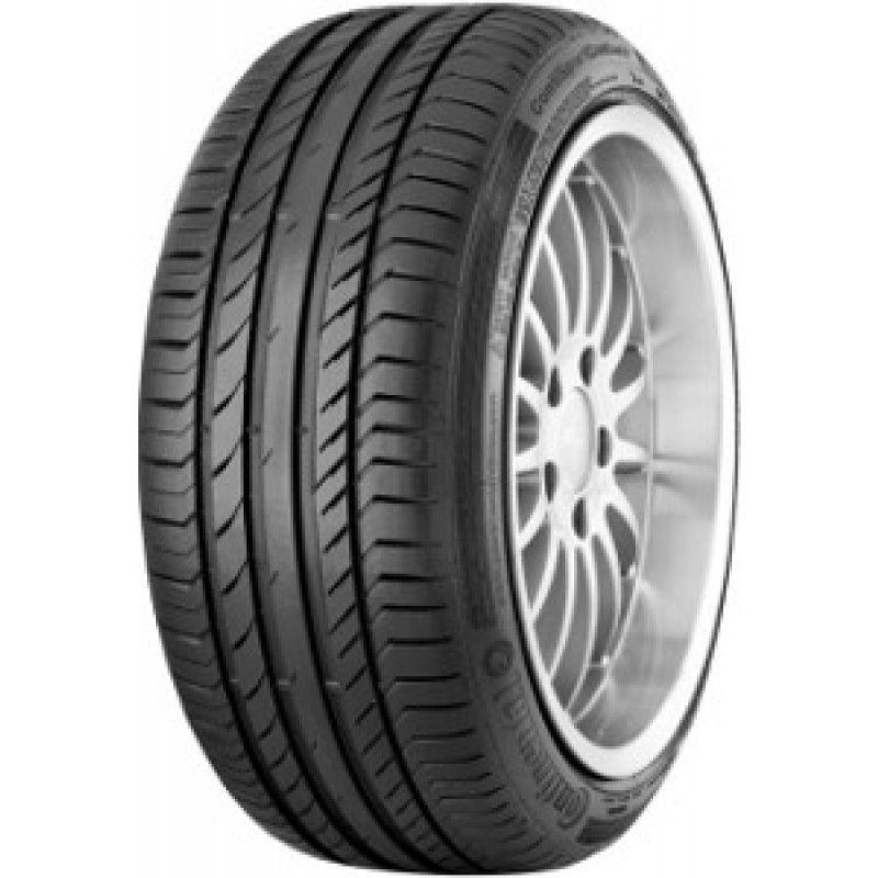 Шина CONTINENTAL Sportcontact 5 SUV SSR 235/45 R19 95V