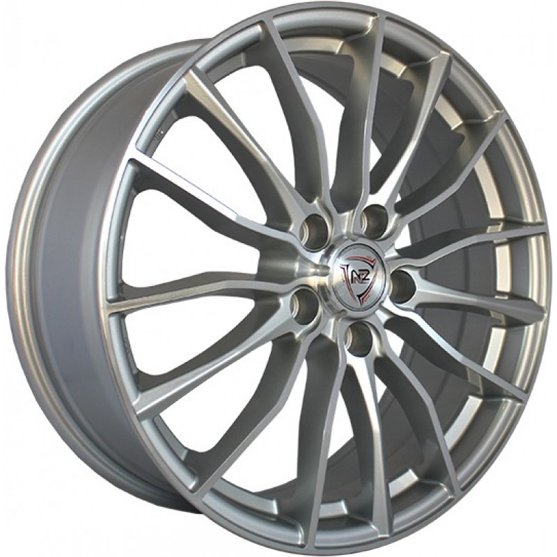 Литые диски NZ Wheels SH650 6.5x15/5x114.3 D66.1 ET43 Серебристый