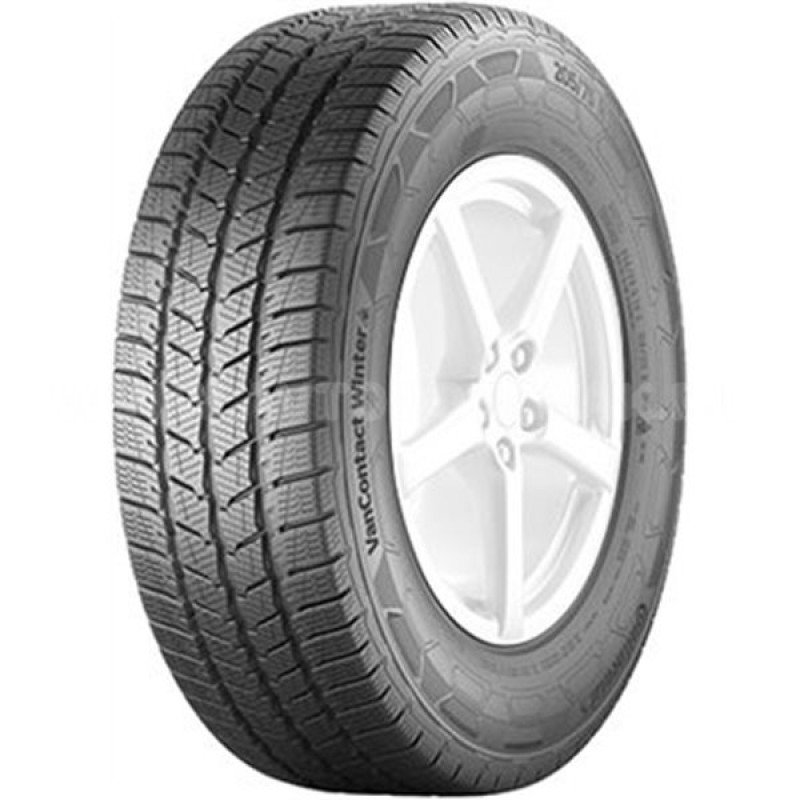 Шина зимняя Continental VanContact Winter 205/70 R15C 106/104R