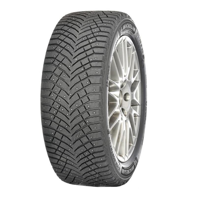 Шина зимняя MICHELIN X-Ice North 4 SUV 255/50 R20 109T шип