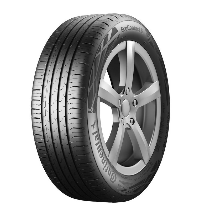 Шина Continental EcoContact 6 195/55 R16 87H