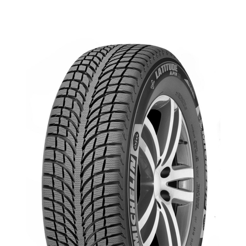 Шина зимняя MICHELIN Latitude Alpin 2 255/50 R19 107V