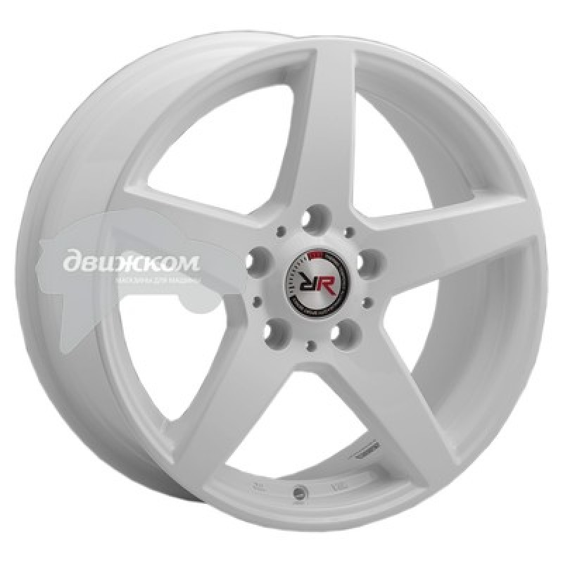 Литые диски Race Ready 7x16/4x98 ET30 D58,6 CSS254 White