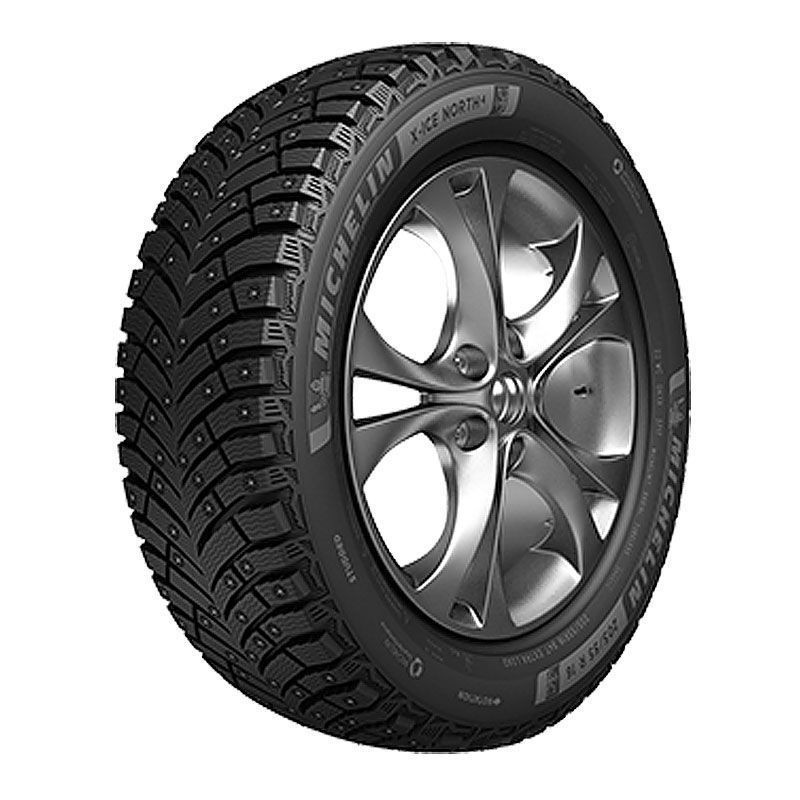 Шина зимняя Michelin X-ICE NORTH 4 195/65 R15 95T шип