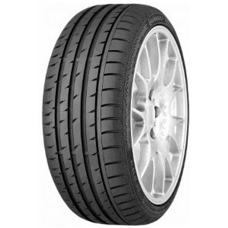 Шина CONTINENTAL Sportcontact 3 E 245/45 R18 96Y